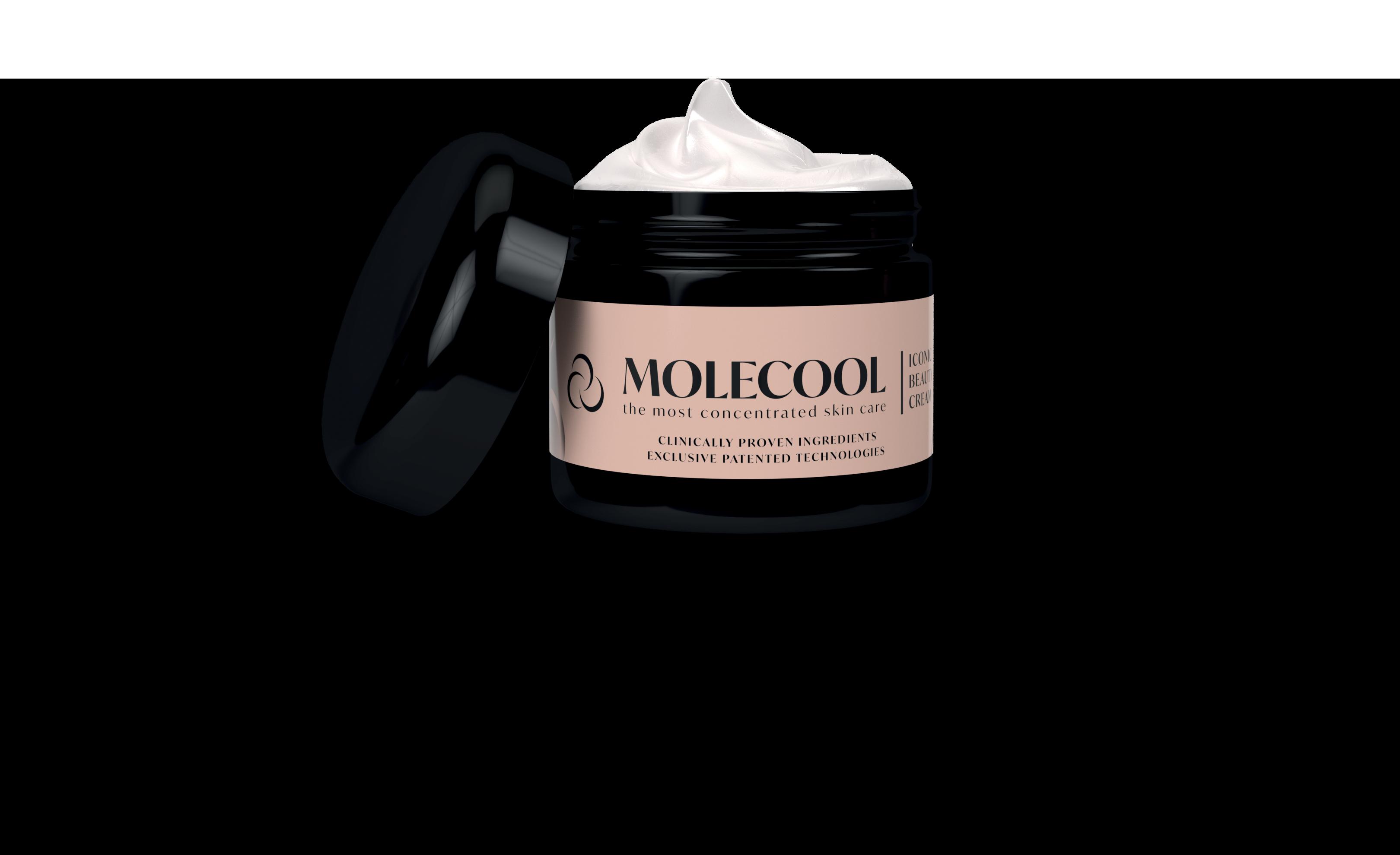 molecool iconic beauty cream