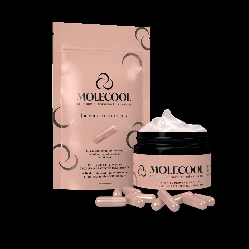 molecool iconic beauty pack